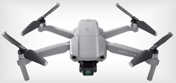 DJI Mavic Air 2 Fronte